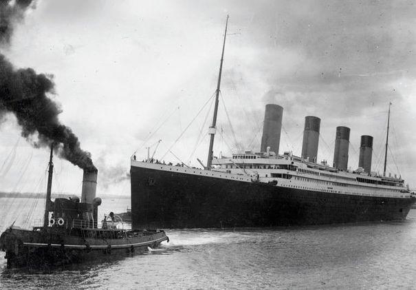 14-15 avril 2013 : Commémoration des 101 ans du naufrage Titanic-quittant-southampton1