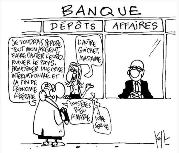 Humour L Image Du Jour Olivier Demeulenaere Regards