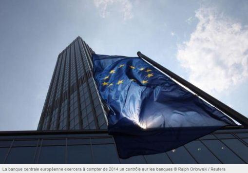 Nos banques sont désormais européennes - Europe1