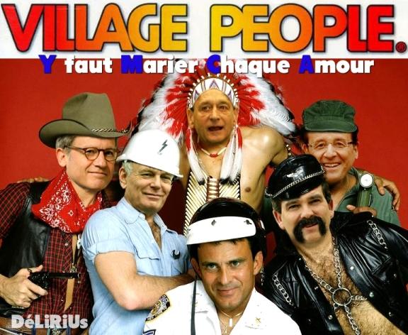 village people ps mariage gay