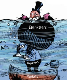 banksters taxpayers