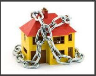 Le marché immobilier est bloqué