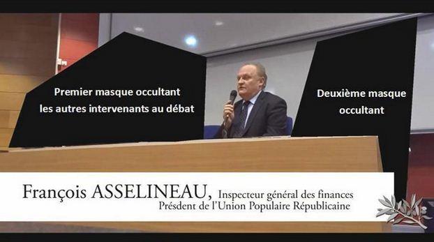 vidéo censurée du grand débat public à l'Université de Rouen