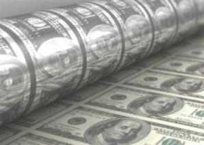 money printing - argent facile