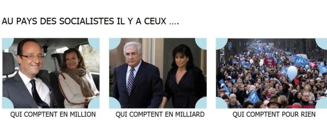 hollande socialistes peuple million