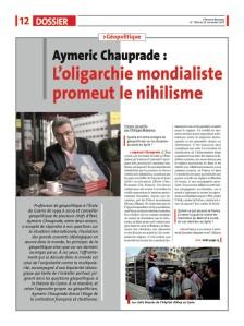 Aymeric-Chauprade - oligarchie-mondialiste