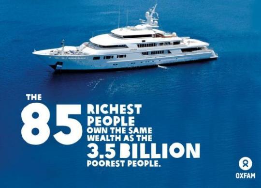85 richest 3.5 billion