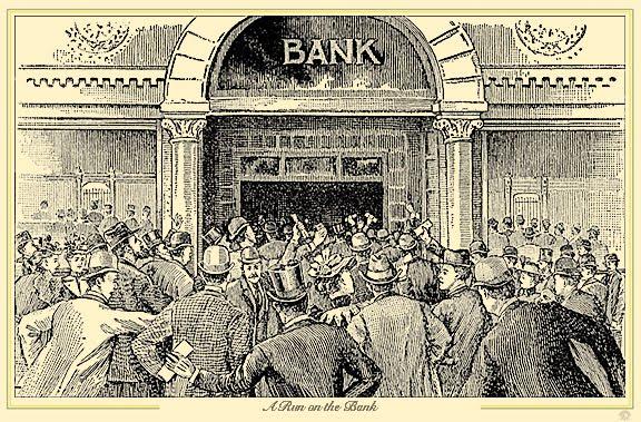 bankrun panique