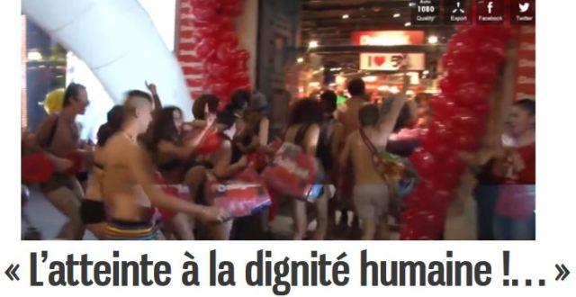 « L'atteinte à la dignité humaine !… » Le Contrarien Matin