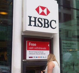 HSBC retraits
