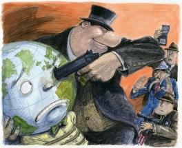 banquiers banksters