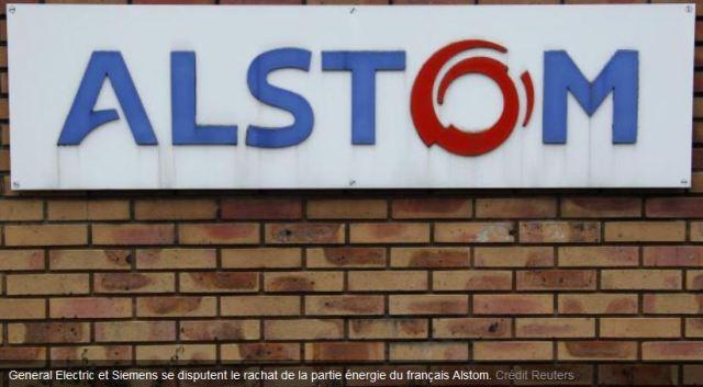 Ce que la perte des activités énergie d'Alstom coûterait à l'économie française