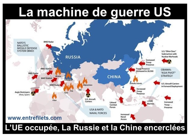 machine de guerre US