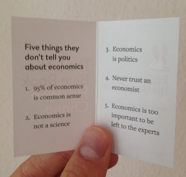 economie en 5 points
