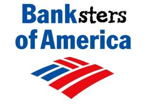 Banksters Fed Goldman Sachs
