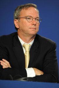 Eric Schmidt président de Google