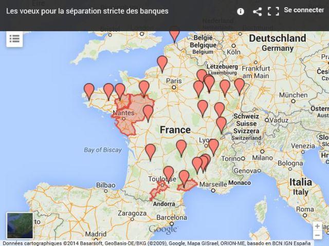 Haute-Garonne  Unanimité pour couper les banques en deux !