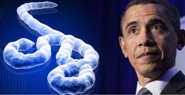 Ebolaune nouvelle guerre américaine pour le pétroleWilliam Engdahl