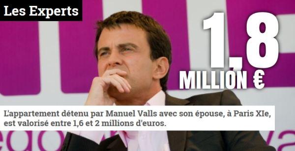 Manuel Valls millionnaire masque expert en optimisation politico-fiscale