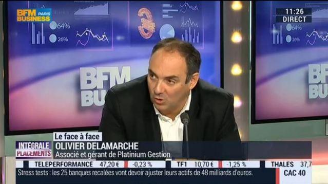 Olivier Delamarche VS Franck Nicolas Que dire des résultats des stress tests bancaires