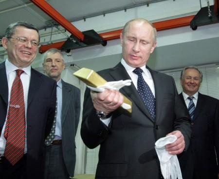 Gold-Russie-achete-or