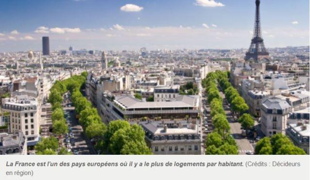 Manque-t-on vraiment de logements en France