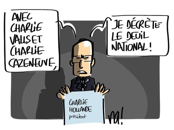 Charlie Hollande