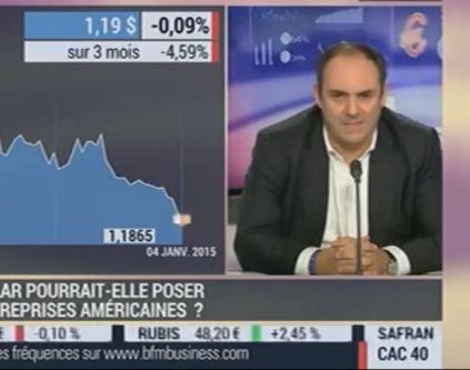 Olivier Delamarche devises 5 janvier 2015