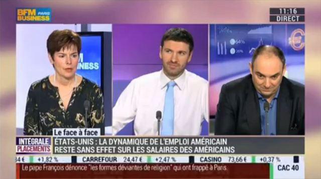 Olivier Delamarche vs Pascale Auclair (2) Bourse faut-il miser sur l'Europe