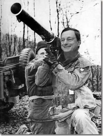 super mario draghi bazooka
