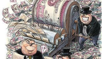 central banksters