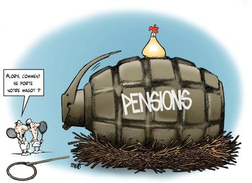 france naufrage des retraites