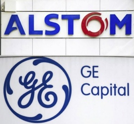 Alstom General Electric scandale Etat