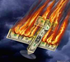 dollar-burning-otan-dead