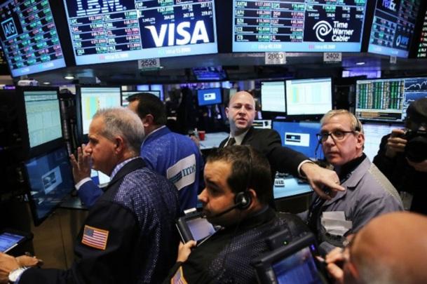 1 000 milliards de dollars _ distribution record à Wall Street - Politis