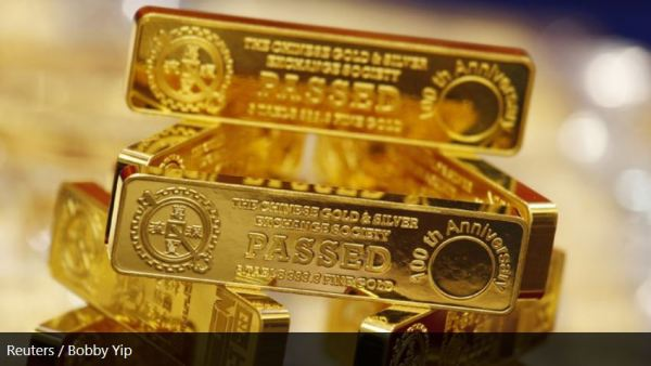 China's secret gold stockpile may be world's 2nd biggest RT