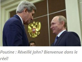 Chuttt…! Une autre grande victoire diplomatique pour la Russie _ LE SAKER