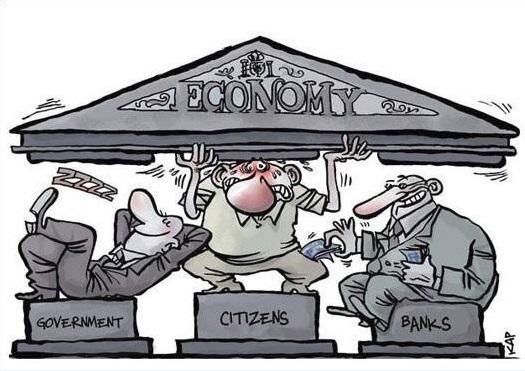 ce que la Grèce révèle du système bancaire Bill Bonner