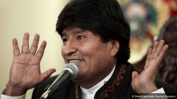 Evo Morales à l'UE_«Débarrassez-vous de l'influence des USA» — RT en Français
