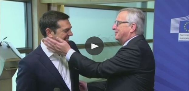 Tsipras and Juncker in last-ditch bid to resolve Greece crisis