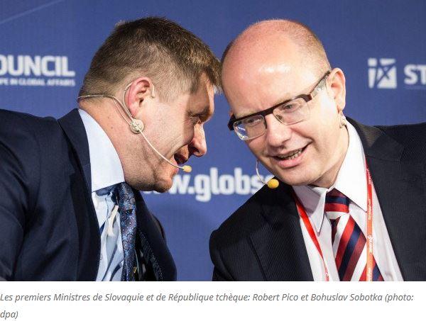 Des voix autorisées s'élèvent en Europe de l'Est _ l'Allemagne doit quitter l'eu