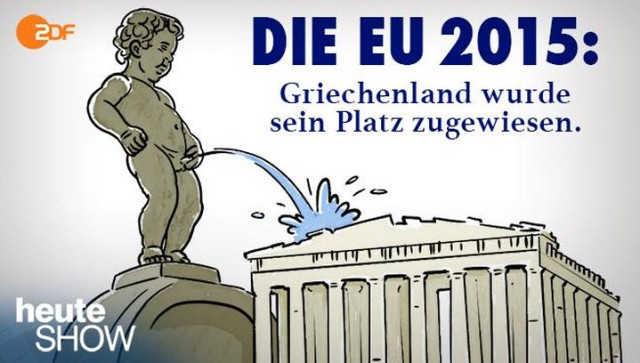 medias allemands et greek deal