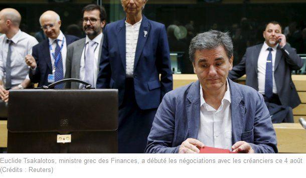 Grèce pourquoi le nouveau plan d'aide est déjà un echec