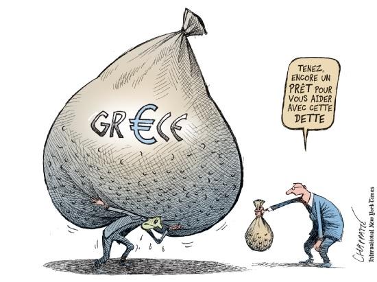 grece encore une aide