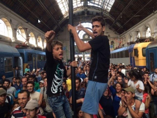 arme migratoire et le Maidan européen