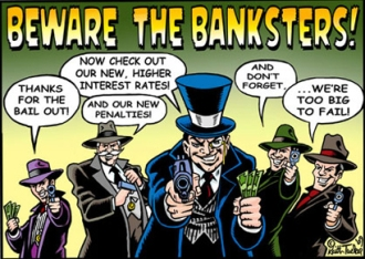 bail-in-the-banksters