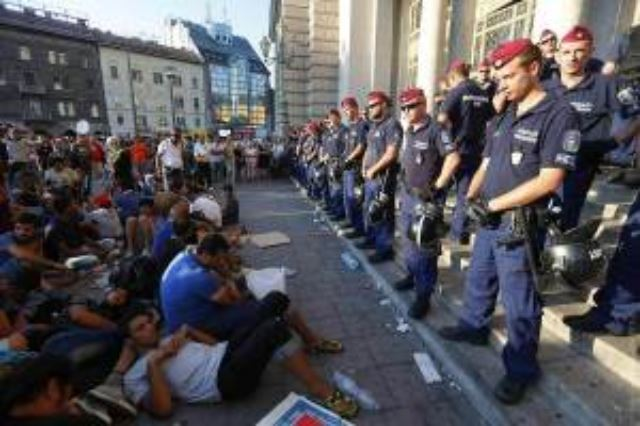 Russie politics L'arme migratoire et le Maïdan européen