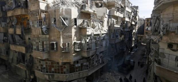 syrie qui est responsable des morts