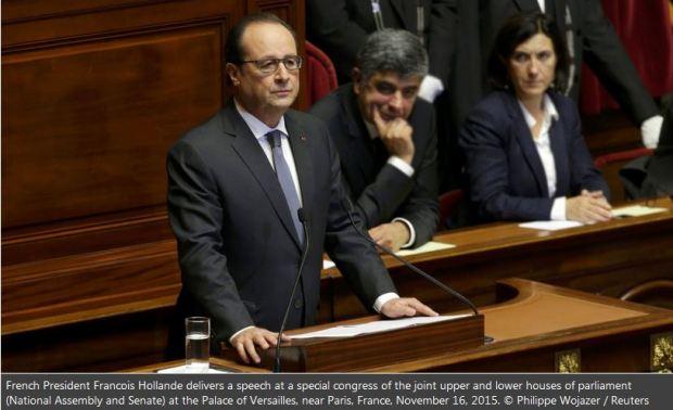 Hollande Congress