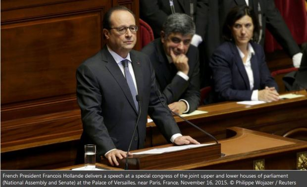 Hollande Congress